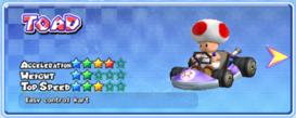 MKAGP2 Screenshot Toad