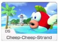 MK8 Screenshot Cheep Cheep-Strand