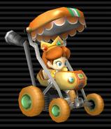 MKW Screenshot Baby Daisy im Baby-Booster