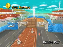MKW Screenshot Delfino-Pier