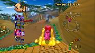 MKDD Screenshot Dinodino-Dschungel 7