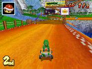 MKDS Screenshot Yoshi-Kaskaden 2