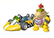 MKW Artwork Bowser Jr