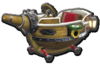 MK8 Sprite PS-Galeere