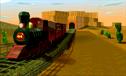 MK64 Screenshot Kalimari-Wüste