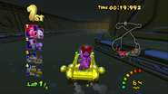 MKDD Screenshot Dinodino-Dschungel 5