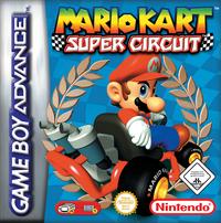 PS GBA MarioKartSuperCircuit