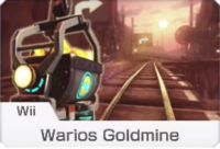 MK8 Screenshot Warios Goldmine