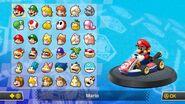 Mario Kart 8 Charakter Roster 5
