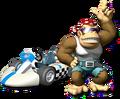 Mario Kart Wii Funky Kong