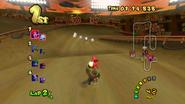 MKDD Screenshot Waluigi-Arena 7