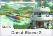 MK8 Screenshot Donut-Ebene 3