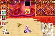MKSC Screenshot Toad und Robo-Koopa