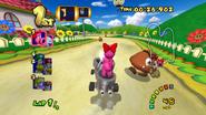 MKDD Screenshot Marios Piste 7