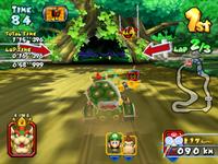 MKAGP2 Screenshot Pac-Mountain 2
