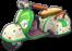 MK8 Sprite Fashion-Scooter