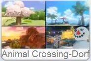 MK8 Screenshot Animal Crossing Dorf