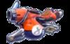 MK8 Sprite Turbo-Bike