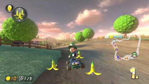 Mario Kart 8 Deluxe - Wii Kuhmuh-Weide