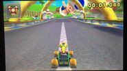 MK7 Screenshot Prinzessin Peach auf Toads Piste