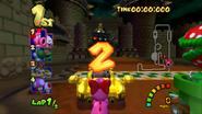 MKDD Screenshot Bowsers Festung 1