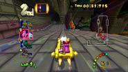 MKDD Screenshot Bowsers Festung 11