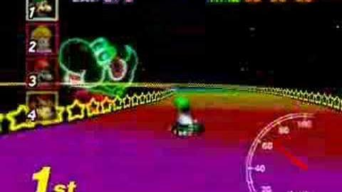 Rainbow Road Run-Through