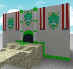 1beanbean castle
