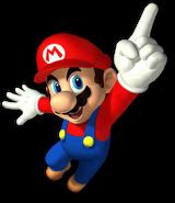 Mario in Mario Party 6