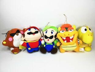 Super Mario World Set (Banpresto) | Super Mario Plush Wiki