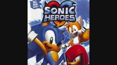 Sonic Heroes - Casino Area Battle (Looped)