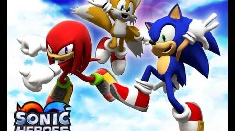 Sonic Heroes (Frog Forest) Music (HQ) 2004