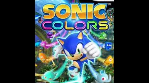 Game Land 4 (Sonic Simulator - Planet Wisp) (from Sonic Colors)