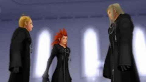 Re Chain of Memories, English cutscene 20 - Vexen the Scientist