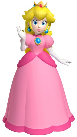 Princess-peach-hello