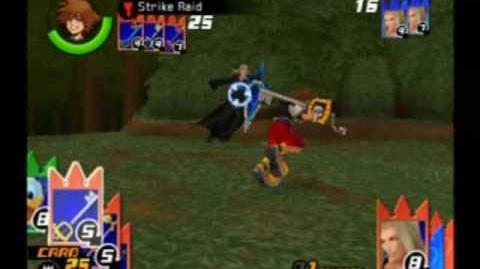 Kingdom Hearts Re Chain of Memories English - Part 54 - Boss - Vexen II