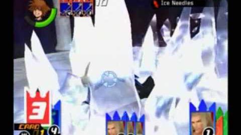 Kingdom Hearts Re Chain of Memories English - Part 51 - Boss - Vexen I