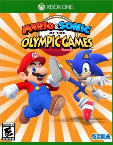 Mario Sonic At The Olympic Games Xbox One Mario Sonic Fanon Wikia Fandom