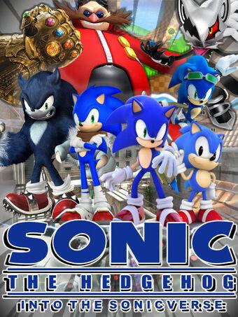 Sonic The Hedgehog Into The Sonicverse Mario The Anime Wiki Fandom