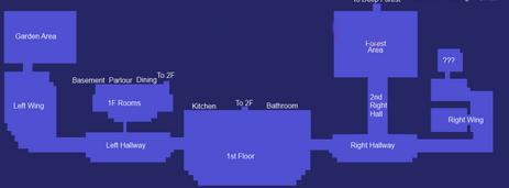 Map card 1st floor