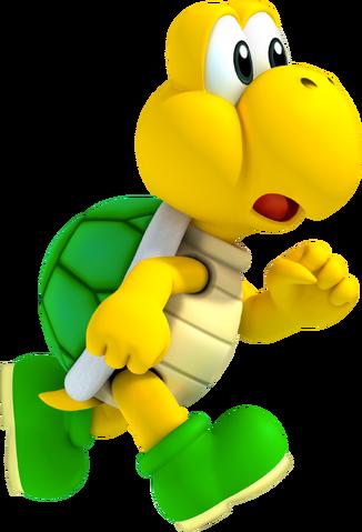 File:Koopa Troopa - New Super Mario Bros. 2.png