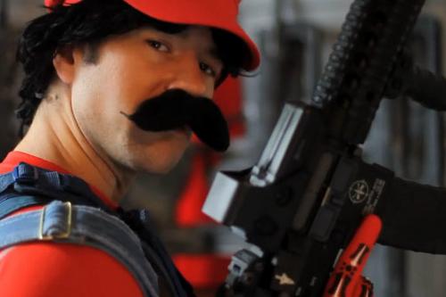 Mario Warfare Wiki