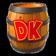 DKCR Artwork DK-Fass
