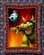 LM Screenshot König Buu Huu & Bowser 1