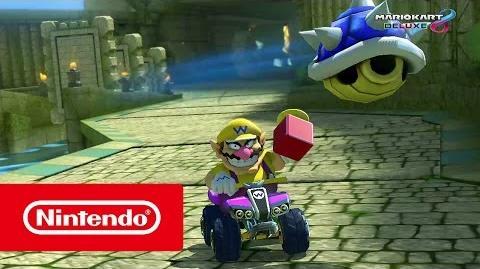 Mario Kart 8 Deluxe - Las novedades (Nintendo Switch)