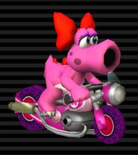 Nitrocyclette Birdo