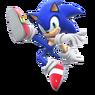 SSBU Artwork Sonic