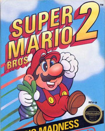 Super Mario Bros. 2 | MarioWiki | Fandom