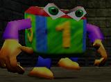 Super-Block (Donkey Kong 64)