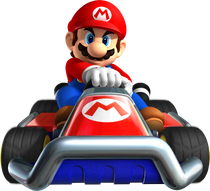 MK3D Mario